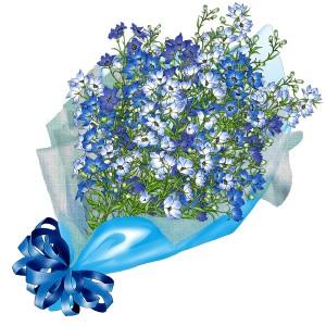 デルフィニウムの花言葉,英語名は?イルカの花? | 春夏秋冬|身近な花の ...
